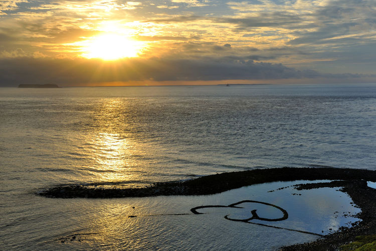 Scenic Penghu Taiwan coast, broad and grand, the four seasons have different feelings. Double Heart Stone Pool Taiwan Beach Beauty In Nature Cloud - Sky Coastal Day Double Heart Heart Shape Horizon Over Water Love Nature No People Outdoors Penghu Reflection Scenics Sea Sky Sun Sunlight Sunset Tranquil Scene Tranquility Water