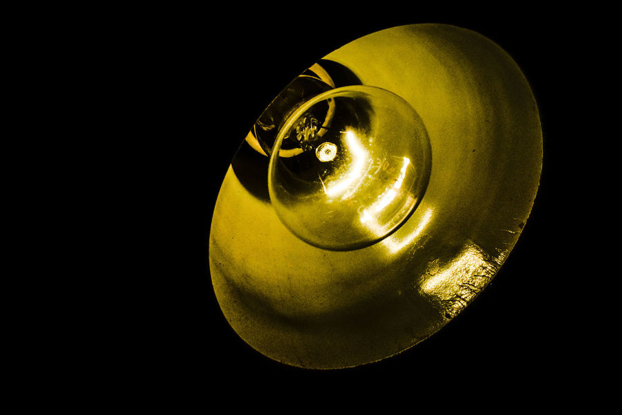 Black Background Black Color Lamp No People Electricity  Gold Black And Gold Light And Shadow Light Gold Lights Macro Photography Macro