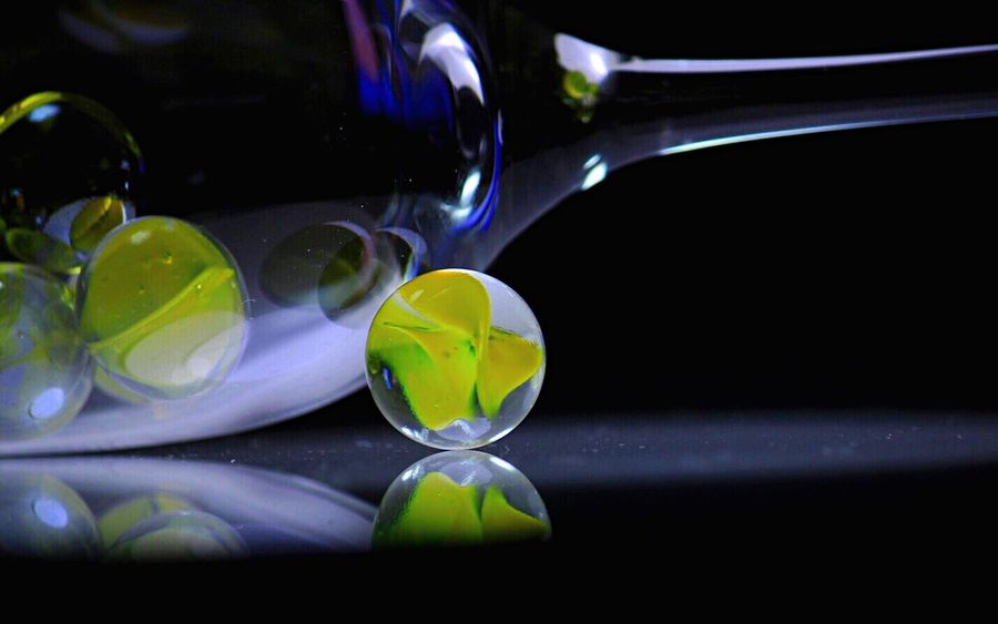 Glass ビー玉倶楽部 ビー玉 グラスとビー玉✨