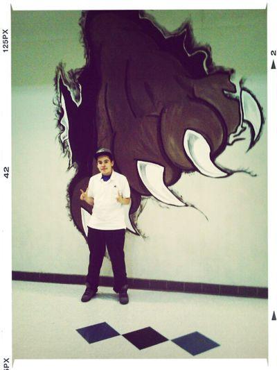 At School Chilling