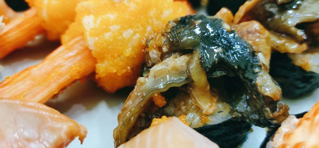 Fried Close-up