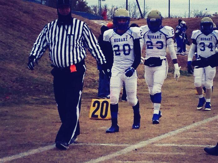 Football Highschool Football Season