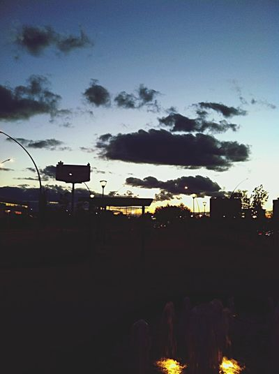 Walking Around Taking Photos Clouds And Sky Atardecer Street Photography Artistic Photo