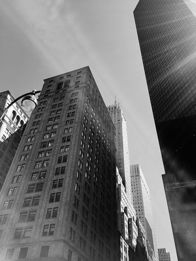 The Best Of New York EyeEm Best Shots New York Blackandwhite Portrait Of America Black And White Black & White Eye4photography  Architecture Bw_collection