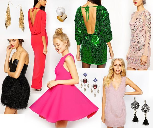 These @Asos dresses are so awesome - i want them all?✨ Dress Party Annrobiefashion Winterstyle