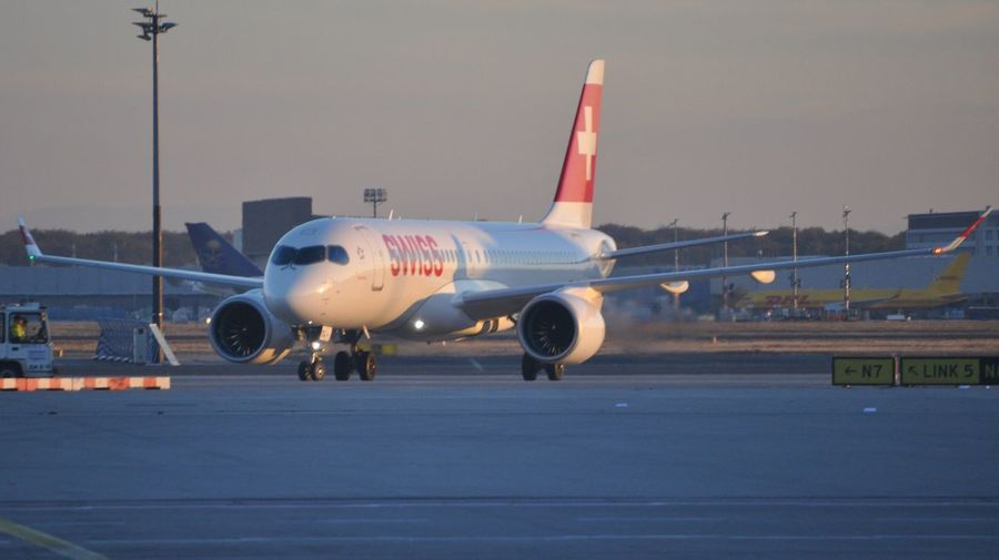 Swissair Air