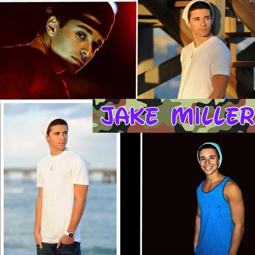 Jake Miller is my favorite artist..he's funny and a humble rapper!!!