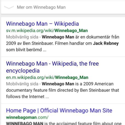 Winnebago Man Jack Rebney Scary, will be me...