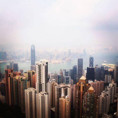 Neighborhood Map HongKong