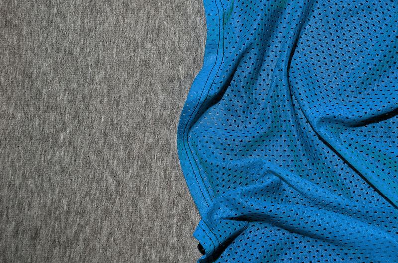 Close-up of fabrics