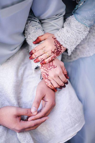 Love Till Jannah Henna EyeEm Selects Human Hand Human Body Part Hand Midsection Adult Women Holding First Eyeem Photo