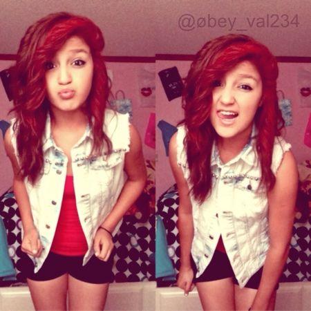 Red Hair ❤