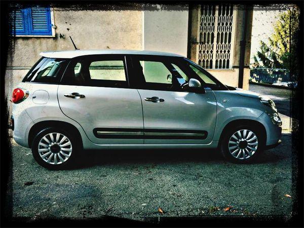 Fiat500L My Car