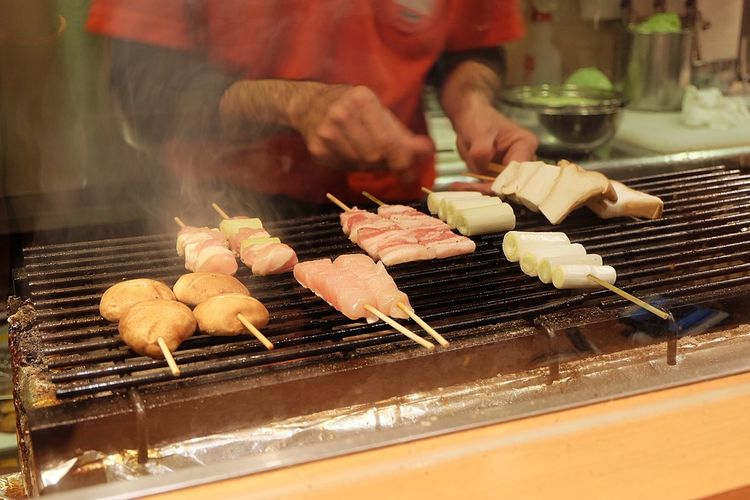 Yakitori, Japan EyeEmNewHere Yakitori Yummy Foodie Yakitoriya Japan Japan Photography Japanese Food Japanese Culture Grilled Meat Grilled Chicken OSAKA Foodphotography Food And Drink