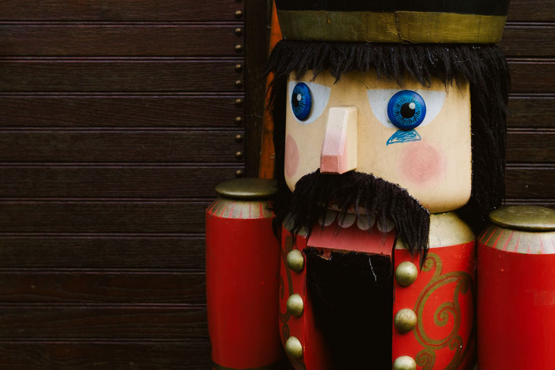 Christmas Holiday Holidays Nutcracker Nutcrackers Winter Xmas Childhood Close-up Day Indoors  No People Wood - Material