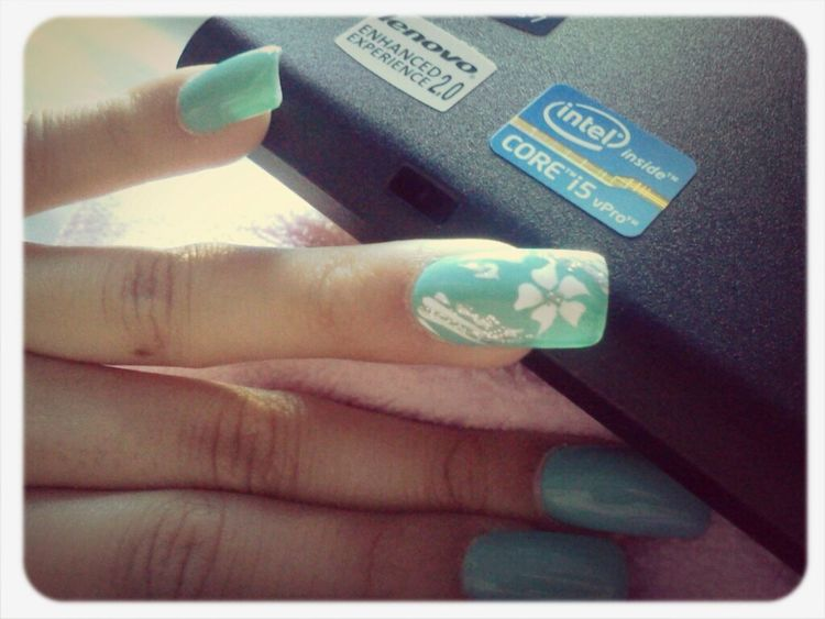 loving my nails <3 ;*