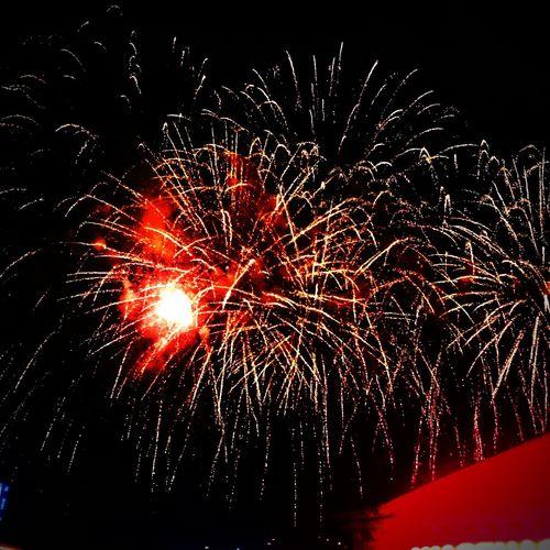 Открытие пляжного сезона! Firework - Man Made Object