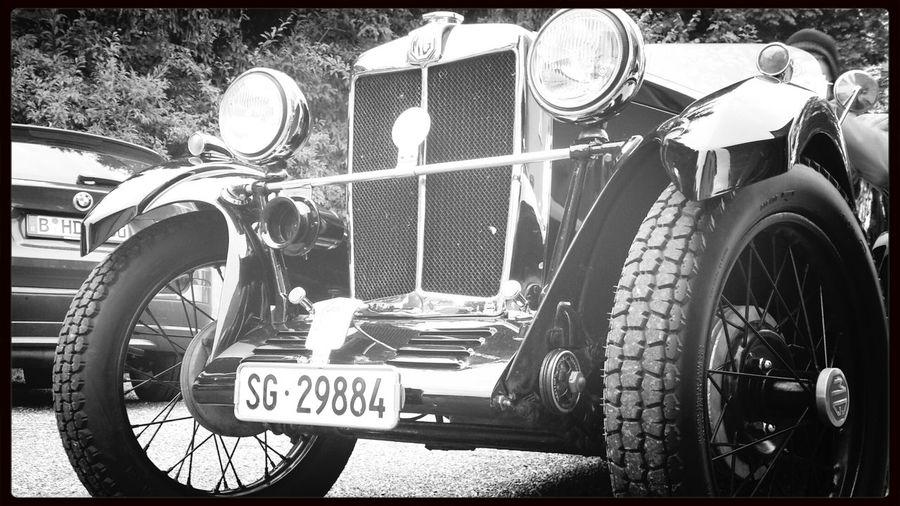 Oldtimer B&W Collection Switzerland Oldtimer Ride