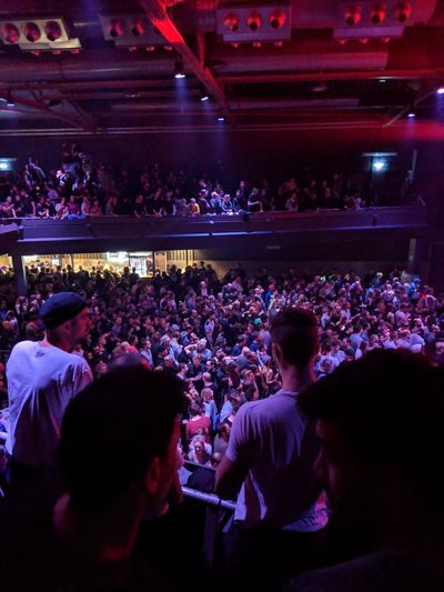 Popular Music Concert Crowd Fan - Enthusiast Audience Performance Musician Dj Music Arts Culture And Entertainment Men