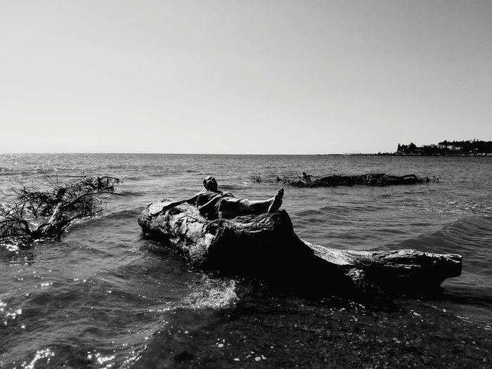 Sea One Person