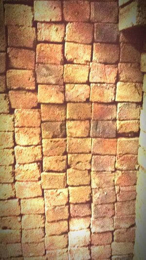 Mobile Photography Wallbrick Old