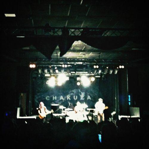 kann los gehen! Chakuza Live Music