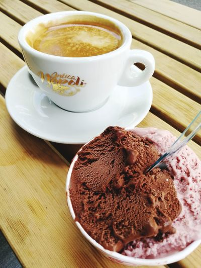 Coffee Cup Food And Drink Chocolate Table Food Sweet Food Dessert Coffee ☕ Gelato Summer Coffee - Drink