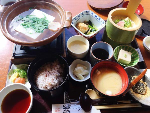 Yuba Food And Drink Kyoto Touhu Japan Photography Japanese Food Japanese Culture Japan Photos 和 嵯峨 とうふ 湯葉 豆腐 ゆば 日本食 和食