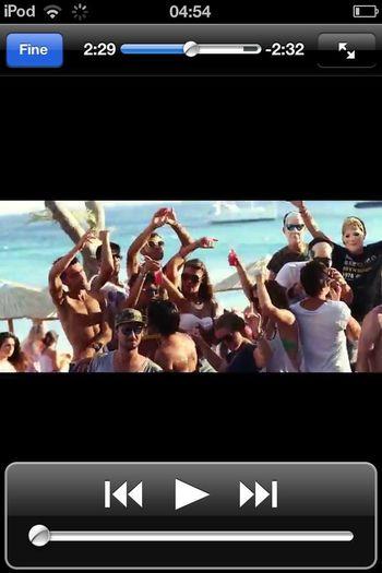 paradiseee! Mykonos Tropicana Beachparty Summertime