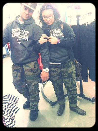 Twin Day With My Bro