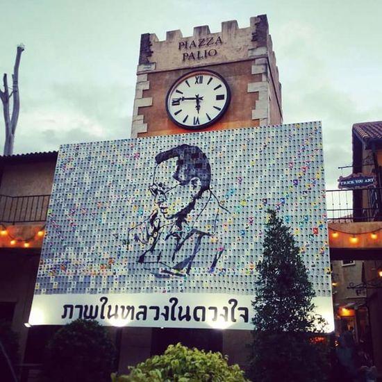 Palio ~ KhaoYai ~ TH Architecture Clock Tower KingramaIX
