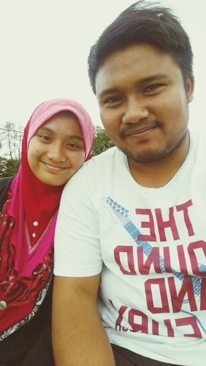 I want him for the rest of my life <3 Muhammad Adib bin Akbar Majid is forever mine :)