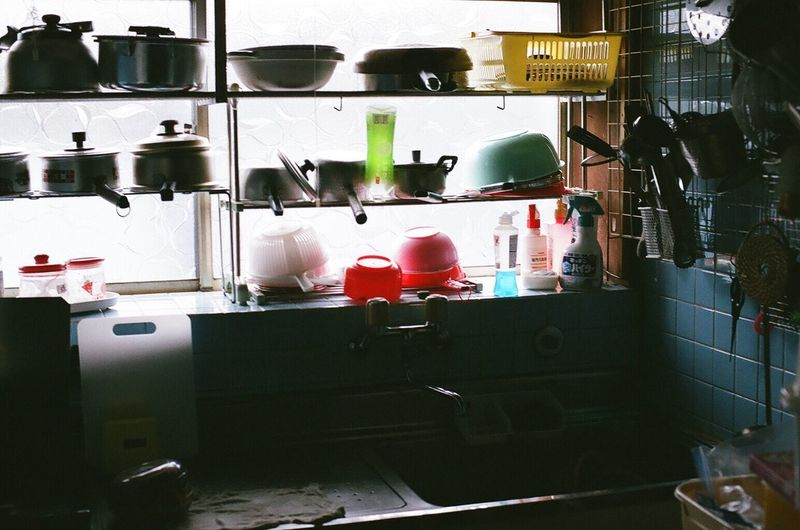 Kitchen Indoors
