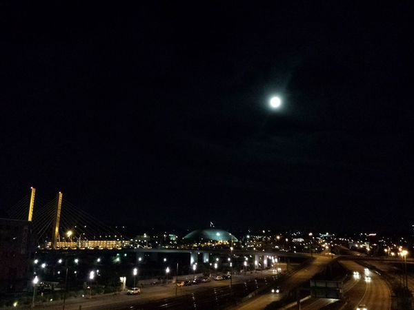 Fullmoon Love Night Photography Nightlife