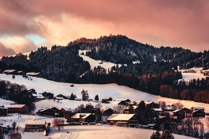 The only difference between you and me is, you didn't see what was, you saw what you wanted to see. Lateafternooninsanity Beautifuldestinations Smalltowns Austria Landscapecaptures Lost In The Landscape