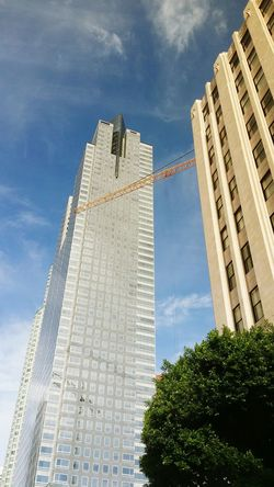 Outdoors Skyscraper No People Urban Skyline Business Finance And Industry Downtown Los Angeles Construction Crane