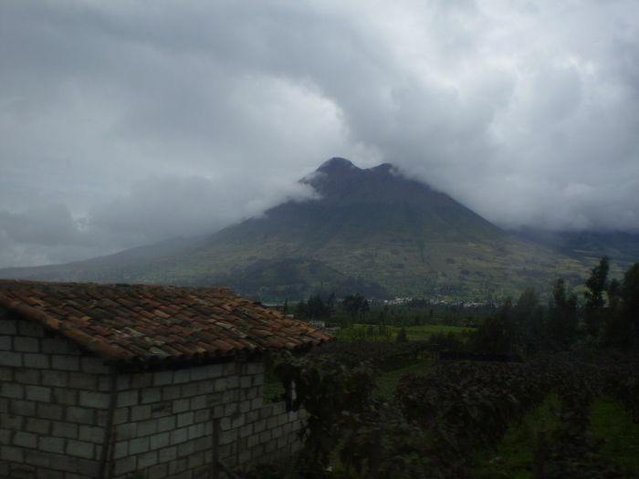 #cloudy #ecuador #oldhouse #otavalo #TheTourist #vacations Mountain Outdoors