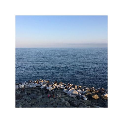 Blue Sea Colors