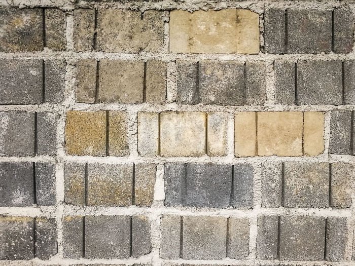 Aged Architecture Backgrounds Bare Tree Brick Wall Built Structure Decor Deserted Design Dirty Exterior Grunge Home Layers Mad No People Old Old-fashioned Outdoors Pattern Square Stack Style Surface Vintage