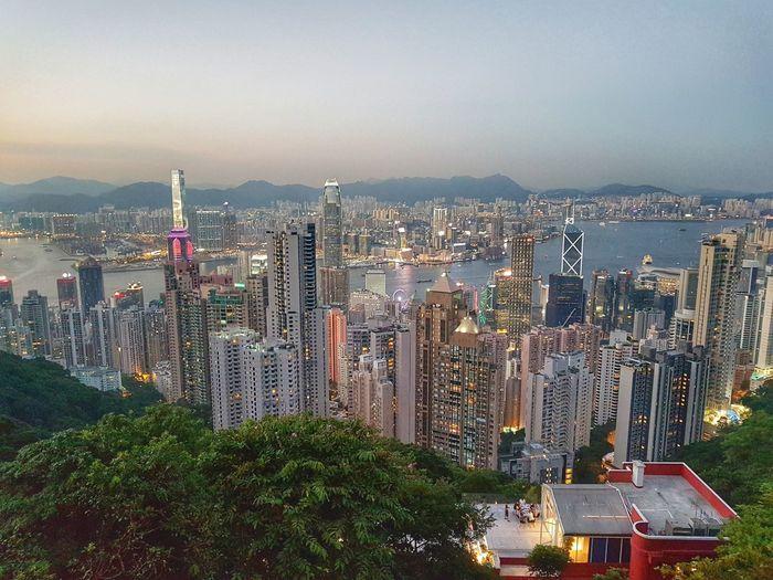 HongKong Cityscapes Hong Kong Cityscape Cities At Night
