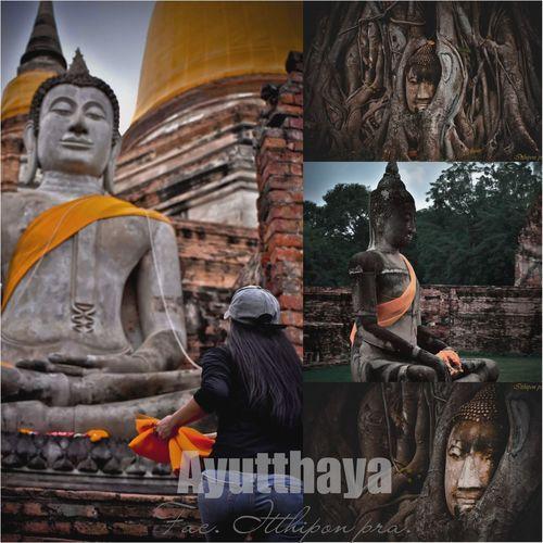 ศรัทธา Statue Place Of Worship Religion Spirituality Full Length Architecture