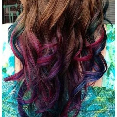 Can't decide what to dye my hair!!