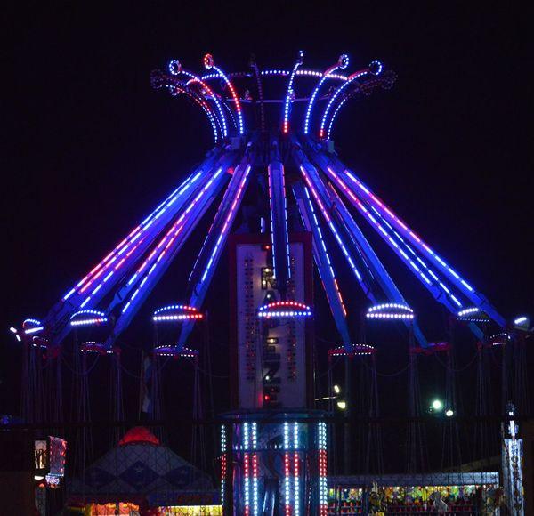 County Fair Amusement  Amusement Park Amusement Park Ride Caramel Apples Celebration Night