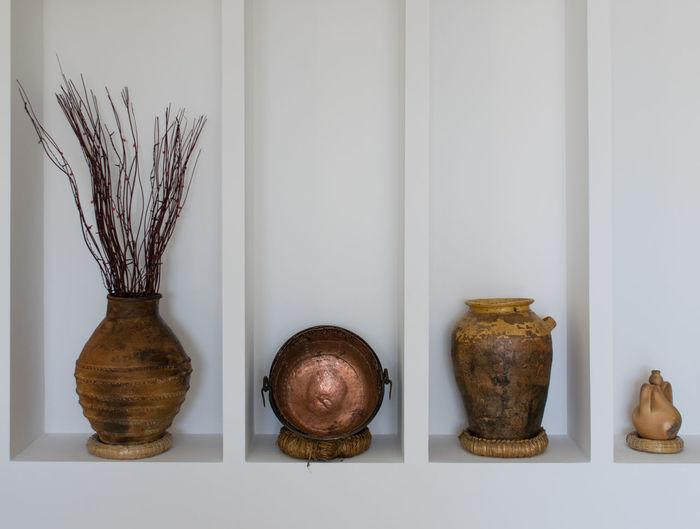 Detail Day Detail Indoors  No People Vase