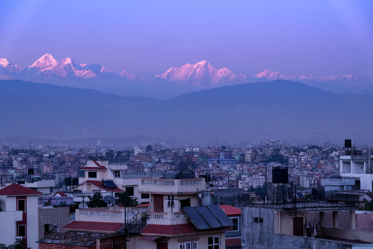 Kathmandu in