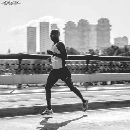 Tel Aviv Marathon by Samsung&Adidas 2014 EyeEm Bnw EyeEm Best Running Adidas
