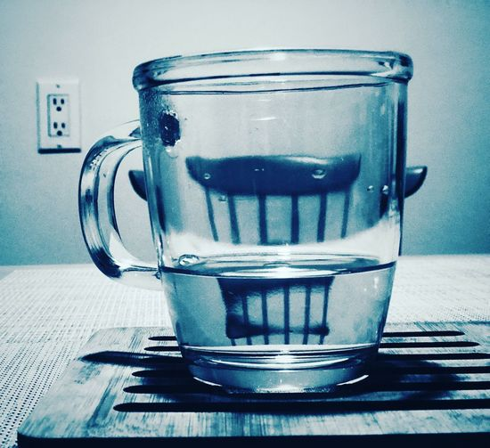 Untitled Trivet Chair Black And White Photography Mug Drink Food And Drink Drinking Glass Drinking Water Refreshment No People Close-up Water