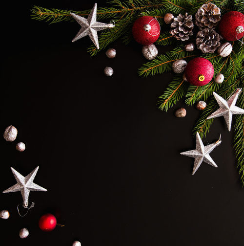 Christmas background, space for text. Ornaments and balls Celebration Christmas Christmas Greeting Christmas Balls Fir Tree Holidays Holidays ☀ Postcard Winter Xmas Xmas Decorations Background Branch Christmas Background Christmas Decoration Christmas Decorations Christmastime Conceptual Greetings Handmade Indoor Snowflake Space For Text Star Winter Holidays