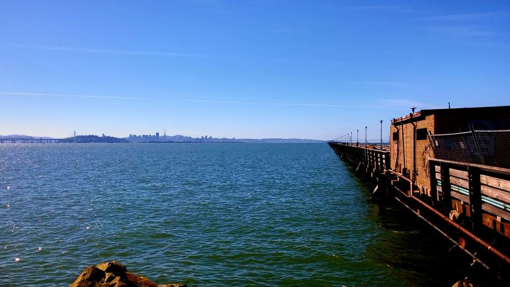 The Berkely Pier