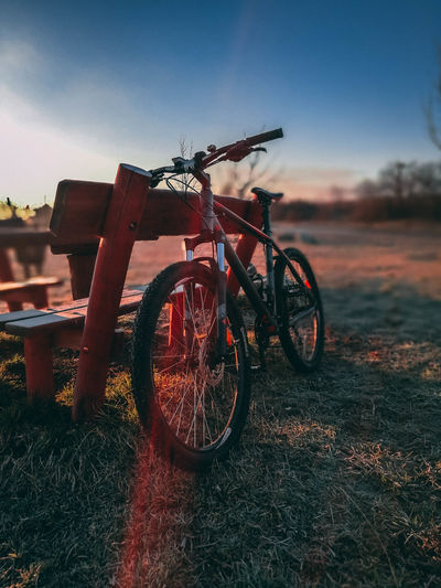Cube Bicycle Bike Cubebikes Day Nature No People Outdoors Sky Transportation